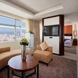 Sofitel Casablanca suite