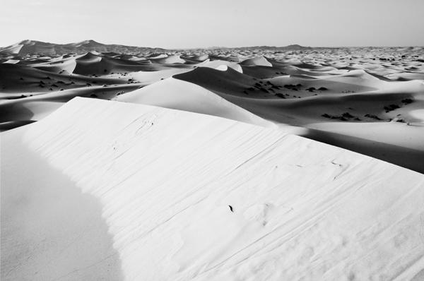 White Dune Erg Chebbi