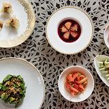 Moroccan Salads, Royal Mansour