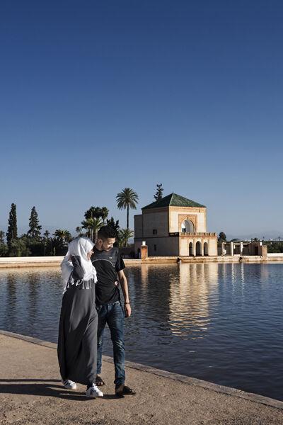Menara Gardens, Marrakech