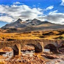 Glen Sligachan, Isle of Skye
