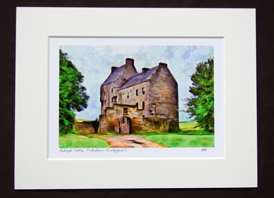 Midhope Castle Picture