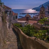 steps to amalfi
