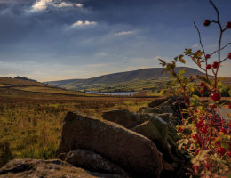 another view of pendle