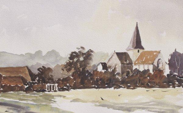 Alfriston Church,Sussex