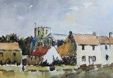 Clay Church, North Norfolk