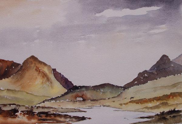 Glen Sligachan, Skye