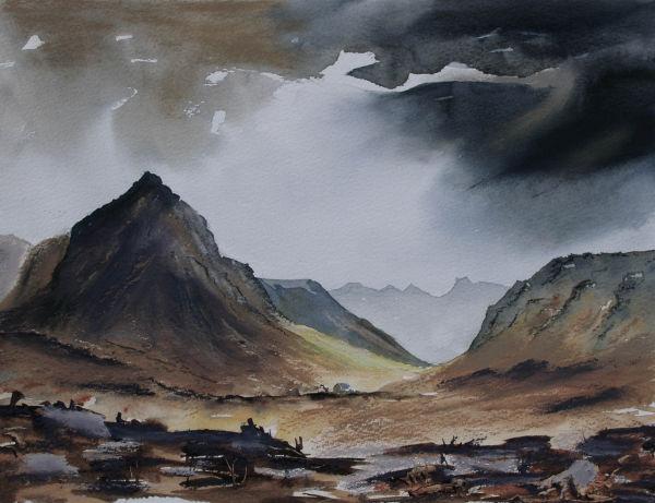 Storm Cloud Glencoe