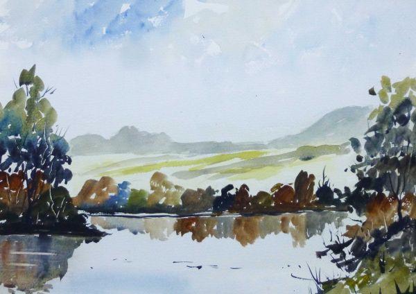 Perthshire Lochan