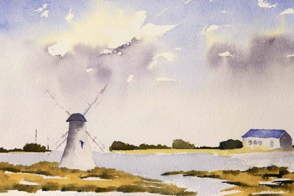 Thorne Mill, the Broads