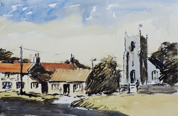 Wiveton Church, North Norfolk