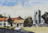 Wiveton Church, North Norfolk