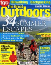 THE GREAT OUTDOORS Magazine Cover