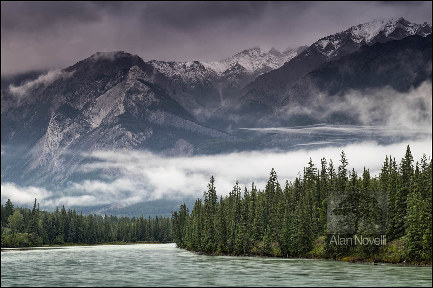 Athabasca Atmosphere