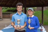 1AM4240 - Sarah & Oliver Dyason, Our Scratch Cup Winners