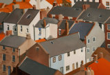 Staithes Rooftops 2