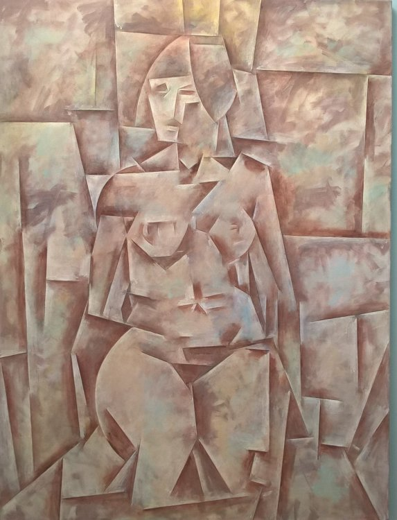 The Large Nude