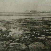 Sea coaling early etching