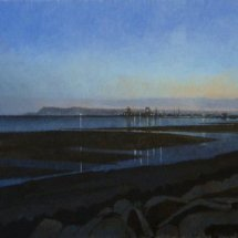 Teesmouth Nocturne No 2, sold