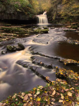 west burton falls yorkshire