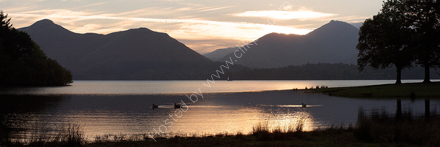 lake district photo dewentwater