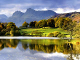 lake district photo loughrigg langdales