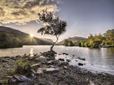 snowdonia photo  Llyn Padern