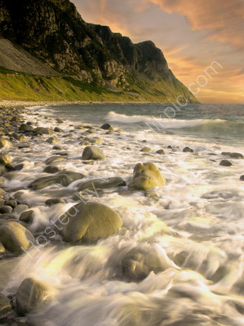 yreifl beach north wales