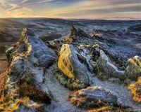 ramshaw rocks frosty dawn