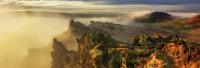 peak district photo ramshaw rocks misty dawn