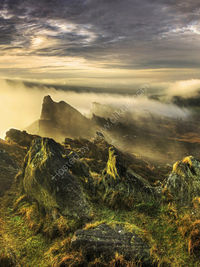 ramshaw rocks sunrise