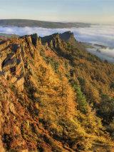 peak district photo The roaches autumn