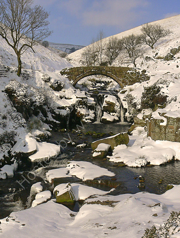peak district photo:Three shire heads winter2