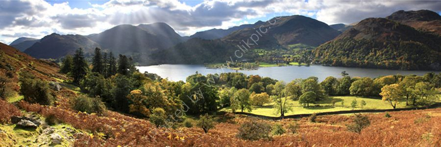 lake district photo ullswater