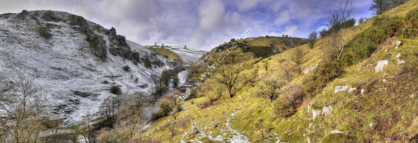 Peak District Photo Wolfscotedale ,Biggin Dale