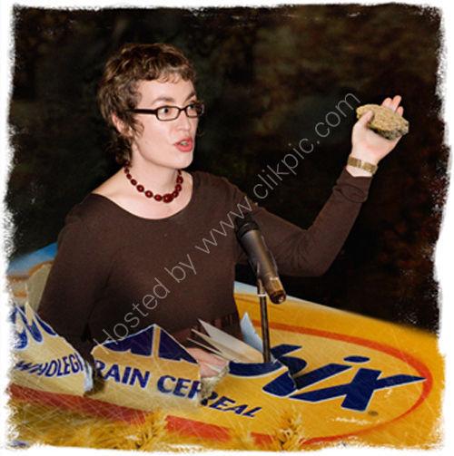 Kate Clanchy <br> Beware of Weetabix