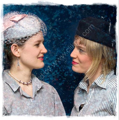 Retta Bowen & Laura Lloyd <br> Two's Company