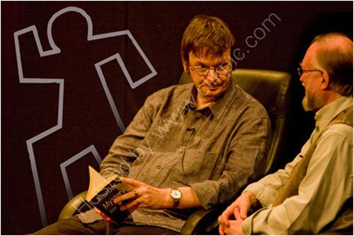Ian Rankin &amp; Hamish Whyte <br> Whodunnit