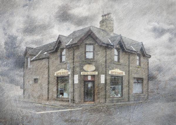 Keptie Bakery Letham