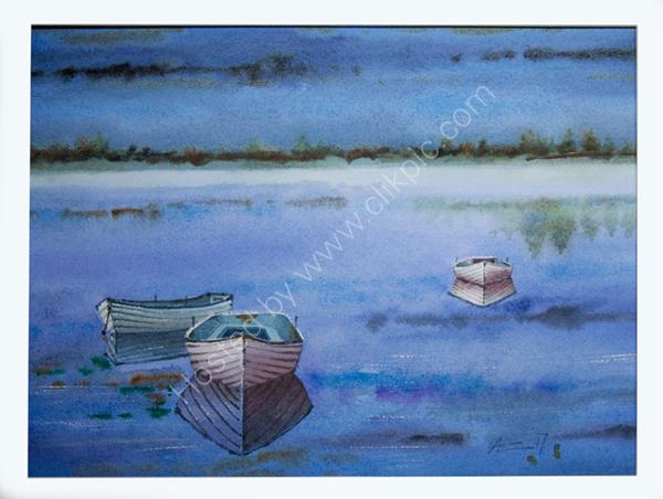 Loch Rusky Boats