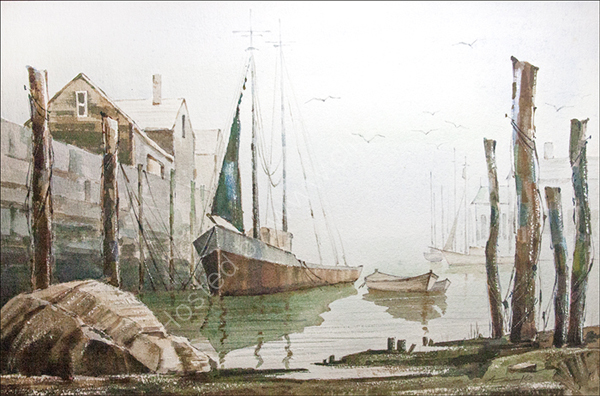 Misty Harbour