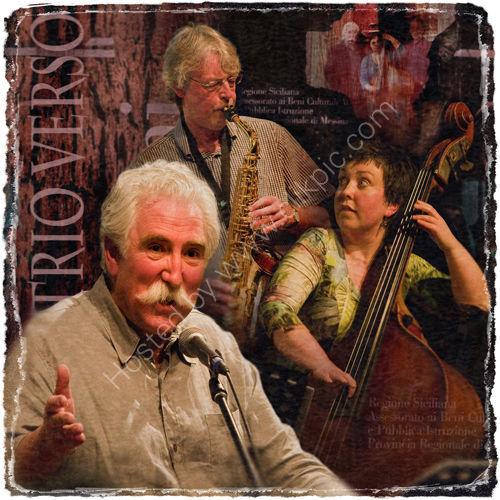 Brian Johnstone, Richard Ingham & Louise Major       Trio Verso