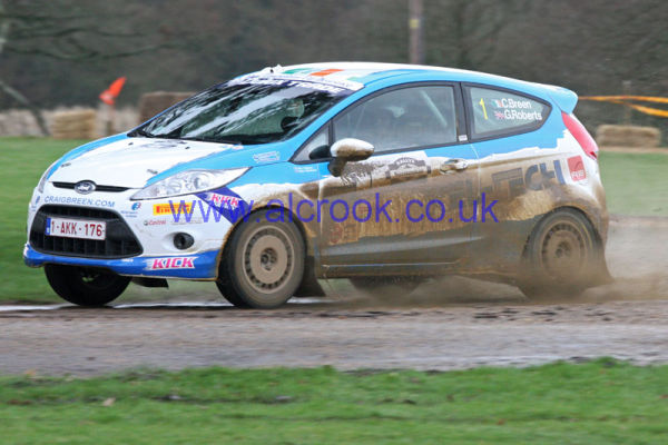 1    Craig Breen  IRL  Waterford  Gareth Roberts  GBR  Carmarthen  Ford Fiesta  R2
