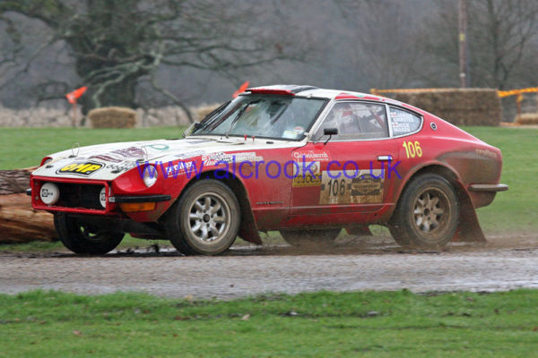 106 Nick Mason  Waltham Abbey  Fred Tonguel  Therfield  Datsun 240Z  H3