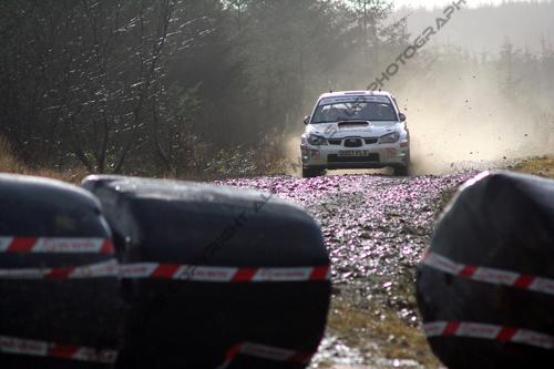 WRC Wales 2007