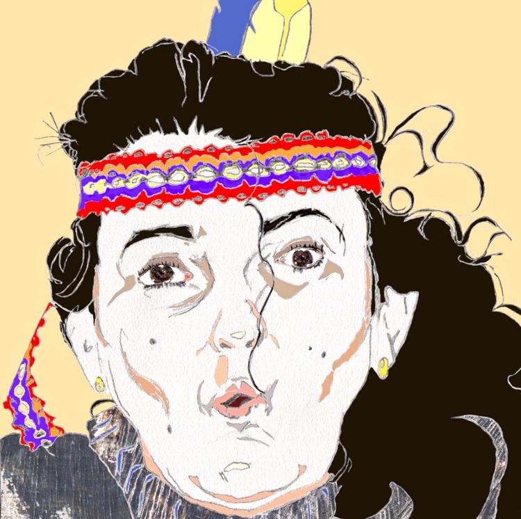 Photoshop Character Portrait by Alex Gould