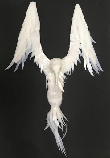 Plastic Albatross, 2018, R Reid