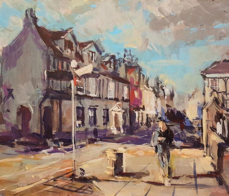 Upper St Giles St