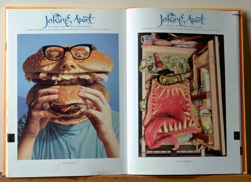 The Art Book '96 - inside