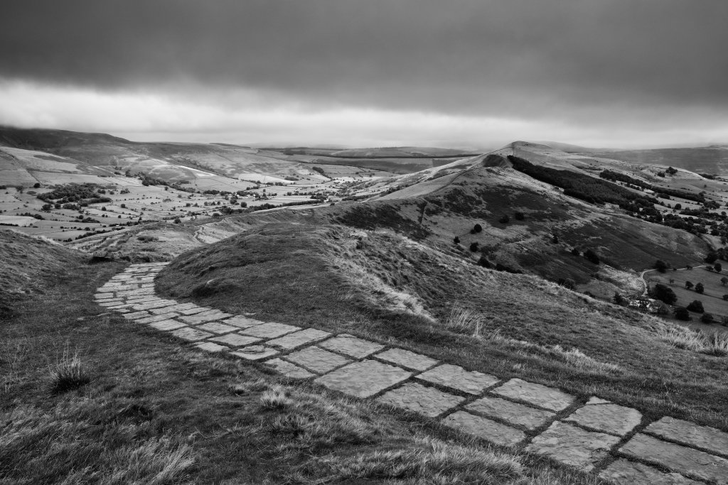 Mam Tor and The Great Ridge